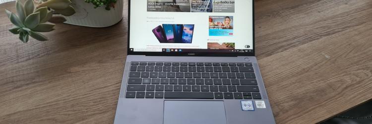 Huawei Matebook X Pro je prijenosnik kojem je cilj bio jedan – biti privlačan