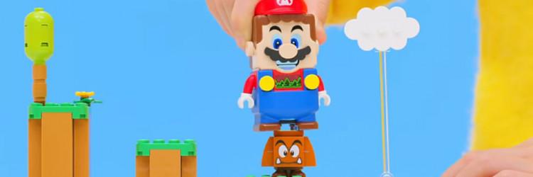 Nova linija omogućit će djeci da iskuse razigrani svijet Super Mario kao nikad do sad