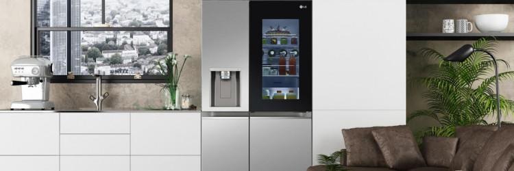 LG-evi novi hladnjaci InstaView sada uključuju i LG-evu tehnologiju UVnano koja iskorištava snagu svjetlosti kako bi bez napora te učinkovito održavala slavinu dispenzera za vodu higijenskom i bez mikroba
