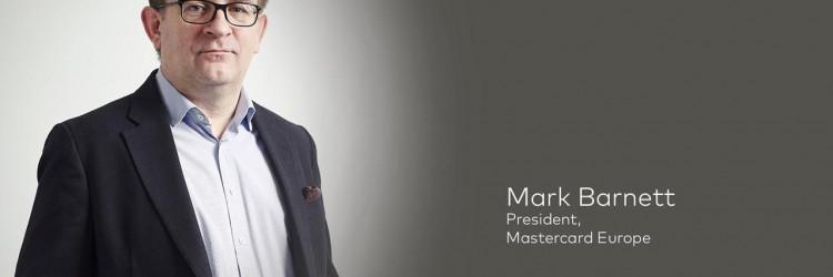 Barnett će naslijediti aktualnog predsjednika Mastercarda u Europi, Javiera Pereza koji odlazi u mirovinu krajem godin