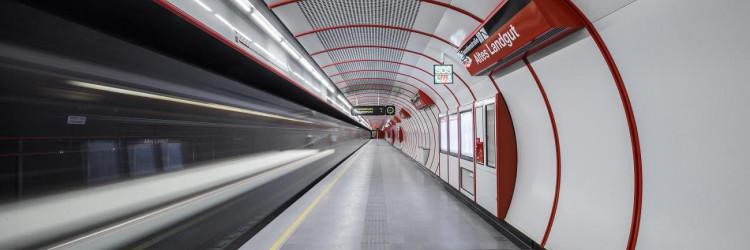 Prvo postrojenje za pretvaranje kočione energije u struju u Beču postavljeno je 2018. godine na stanici podzemne željeznice linije U2 u okrugu Donaustadt