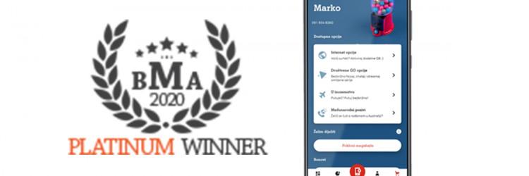 U odabiru najboljeg dizajna u okviru Best Mobile App Awards ocjenjuje se atraktivnost i kreativnost, kao i korisnost, intuitivnost, interaktivnost i praktičnost u uporabi aplikacije