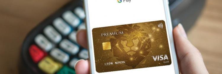 PBZ Card je, u suradnji s Googleom, uveo mogućnost plaćanja Google Pay uslugom za korisnike svojih Premium Visa kartica