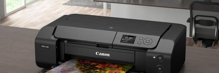 Korisnici mogu uživati u bogatoj ponudi mogućnosti ispisa uređajem PIXMA PRO-200, uključujući ispis pomoću Canonova softvera Professional Print & Layout koji pomaže u optimizaciji procesa od snimanja do ispisa