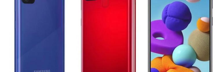 Infinity-O zaslon u kombinaciji s 6,5 inchnim HD-om svrstava Samsung Galaxy A21s u uređaje koji pružaju jedinstven vizualni doživljaj
