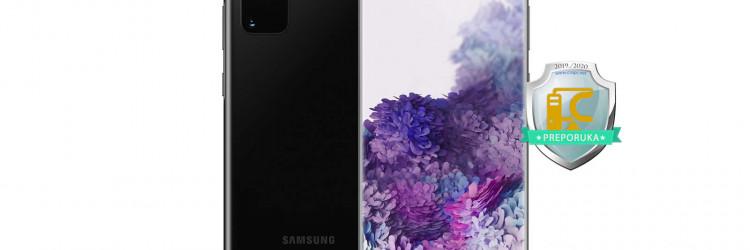 Uključivanjem Samsung Galaxy S20+ pametnog telefona dočekuje nas nikada raskošniji i veći 6,7-inčni Dynamic AMOLED 2X zaslon rezolucije 1.440×3.200 piksela