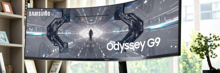 Nakon što su na međunarodnom CES sajmu predstavljeni modeli G7 i G9, novi Odyssey G5 monitor dizajniran je upravo za gejmere koji traže samo maksimum od svojeg računala