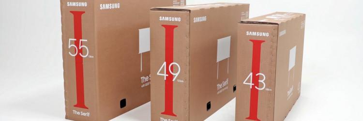 U sklopu predstavljanja novog pakiranja, Samsung i britanski lifestyle magazin Dezeen 6. travnja su pokrenuli globalno natjecanje u dizajnu.