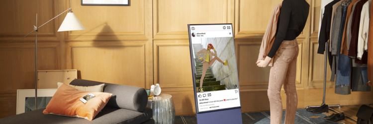 Jedna od opcija koja The Sero televizor čini istinskim lifestyle favoritom je Portrait mode režim rada s pet potkategorija, koje mogu biti aktivne i kada korisnik ne gleda televiziju.