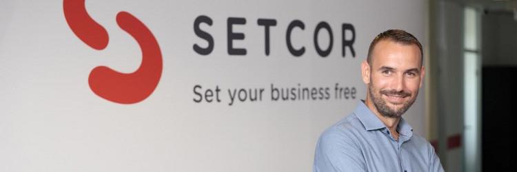 Poslovna ideja koja stoji iza Setcora jest sinergija najnovije tehnologije vodećih svjetskih ICT kompanija i vrhunskih stručnjaka