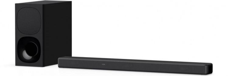 HT-G700uključuje SonyjevVertical Surround Engine, što znači da tri prednja zvučnikaHT-G700u kombinaciji sa Sonyjevom obradom signala omogućavaju zvučne položaje koji vas mogu očarati, kako u vertikalnoj, tako i u horizontalnoj ravnini