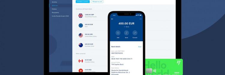 Vizija kompanije TransferWise je svojim multi-valutnim računom bez granica zamijeniti skupo međunarodno bankarstvo kakvo smo poznavali do sada. Klijenti kompanije TransferWise su u pravilu iseljenici, turisti, freelanceri i poduzeća