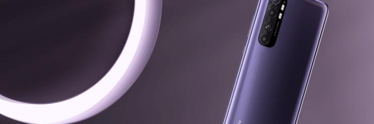 Mi Note 10 Lite krasi 6,47 inčni 3D zaobljeni AMOLED zaslon s TÜV Rheinland certifikatom za kvalitetu zaštite očiju