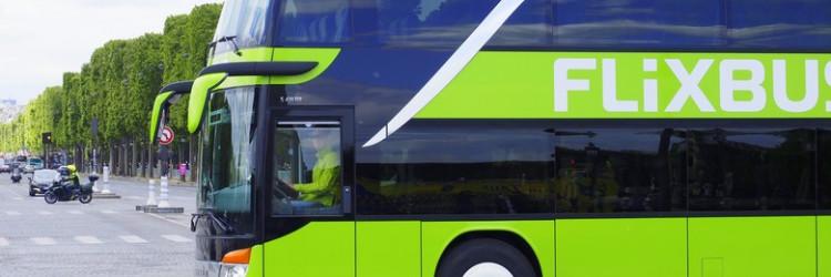 U 2015. godini, FlixBus je preveo 20 milijuna putnika diljem Europe