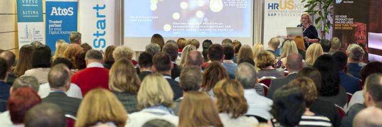 Na sedmom HrUSKo Forumu prisustvovalo je 150 stručnjaka koji u svakodnevnom poslovanju koriste neka od SAP-ovih rješenja
