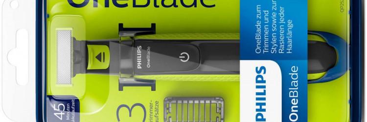 Philips OneBlade može raditi na suho i na mokro, primjerice s pjenom, a rezultati su isti