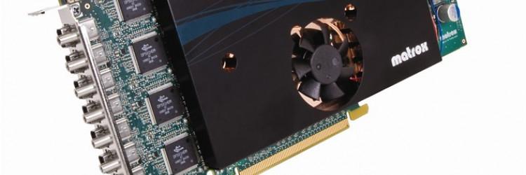 Na 8 monitora - Matrox predstavio grafičku karticu na koju istovremeno možemo priključiti do 8 monitora