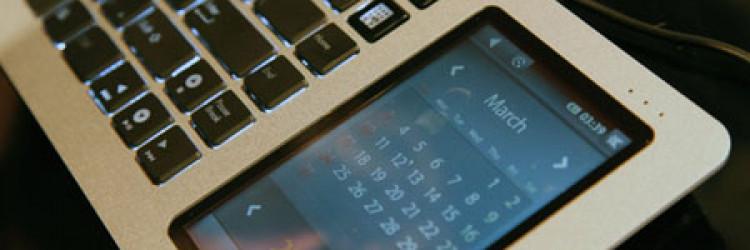 Asus krajem mjeseca kreće s prodajom računala Asus Eee Keyboard PC