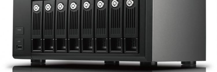 Umjesto dosadašnjih ARM-ova u izgradnji Network Attached Storage (NAS) sustava, QNAP predstavio rješenje temeljeno na Intelovu Atomu