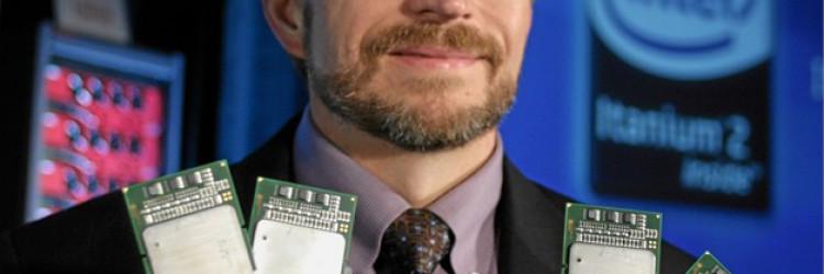 Nakon godina iščekivanja konačno krenula isporuka Intelovih procesora Itanium 2
