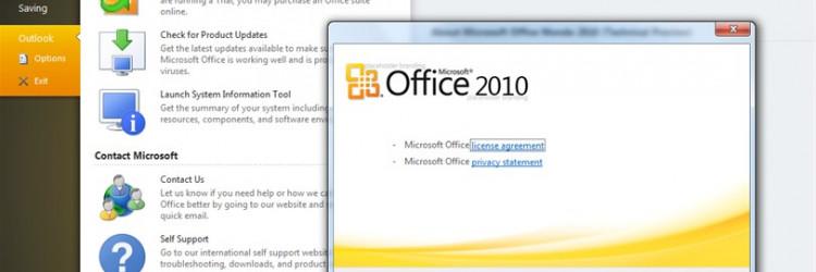 Iz Microsofta stiže obavijest o cijenama paketa uredskih aplikacija Office 2010 koji je trenutno u fazi beta testiranja, a u prodaji bi trebao biti kasnije tokom godine