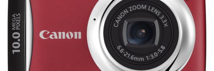 Pametni, zabavni i jednostavni – Canon predstavio PowerShot A495 i PowerShot A490