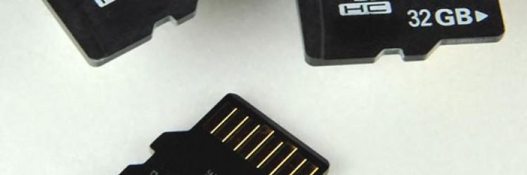 Uskoro u mobitelima i fotoaparatima memorije od 54 GB
