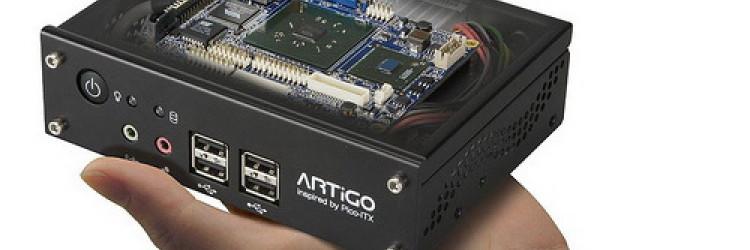 VIA je predstavila svoje minijaturno računalo ARTiGO A1100, barebone PC koje je bazirano na pico- ITX platformi