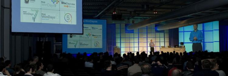 Jubilarni 10. WinDaysizapočeli otvaranjem Microsoftovom tehnološkom konferencijom WinDays Technology