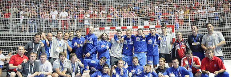 Hrvatska rukometna reprezentacija smještena je u skupinu B, a protivnici su im Island, Japan, Makedonija, Bahrein i Španjolska