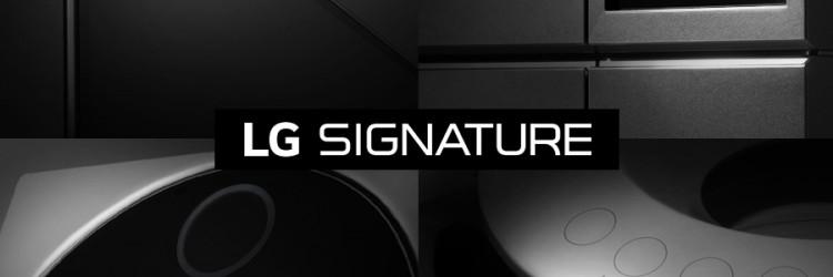 Novi, high-end proizvodi iz LG-a nosit će diferencirani brand LG SIGNATURE s jedinstvenim značajkama