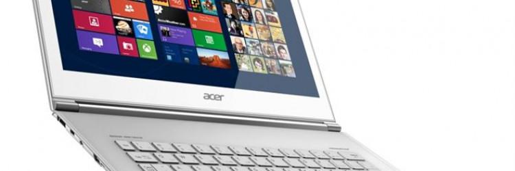 Acer je na Computexu predstavio i ultrabook za Windowse 8