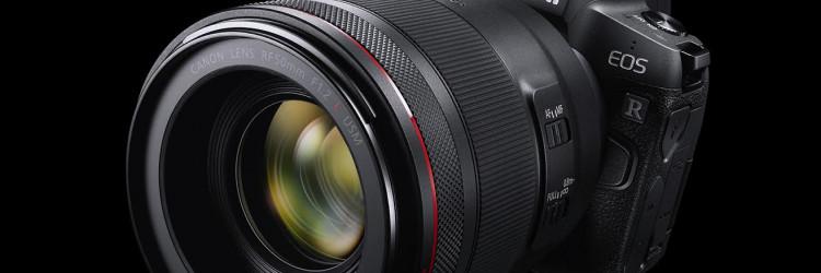 RF 15-35mm F2.8L IS USMi RF 24-70mm F2.8L IS USM Canonovi su prvi objektivi s brzim zatvaračem koji koriste tehnologiju Nano USM