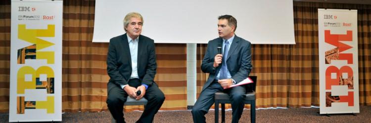 Upravo je završen 10. jubilarni IBM Forum 2012, koji se u tri dana održao u Splitu