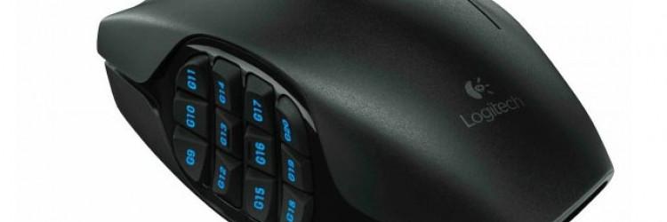 Potpuna kontrola igre s novim MMO igraćim mišem - Logitech predstavio novog prilagodljivog miša s dodanih 20 tipki za vrhunsku točnost u dugim igrama