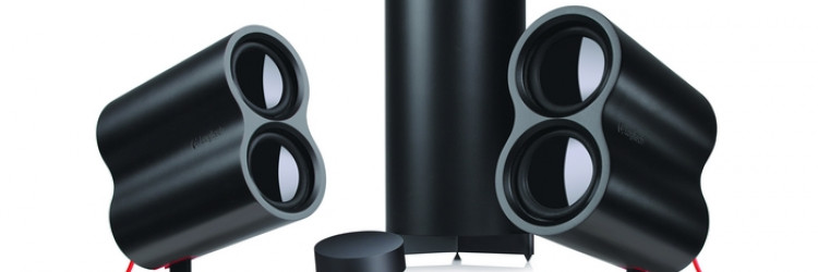 Logitech je predstavio nove zvučnike iz svoje linije zvučnika namijenjenih PC računalima - Logitech Z553 zvučnici