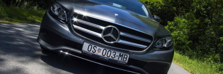Toliko jednostavno, a toliko dobro, da se s punim pravom priključujemo mnogobrojnima u proglašenju kako je ovo najbolja E klasa koju je Mercedes-Benz ikada napravio