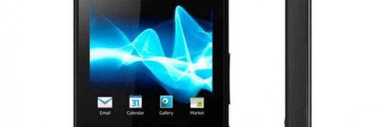 Sony Xperia sola dostupan je u slobodnoj prodaji na hrvatskom tržištu u crnoj i bijeloj boji po cijeni od 2.799,00 kn