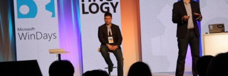 Svečanim otvorenjem na kojem su sudionike pozdravili Tomislav Tipurić, direktor sadržaja Microsoft WinDays12 Technology konferencije, Draško Ivanišević, direktor Microsoft WinDays12 konferencije i Ivan Vidaković, direktor Microsofta Hrvatska, u Rovinju je službeno započelo 12. izdanje Microsoft WinDays konferencije