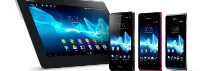 Za ovogodišnji IFA Sony je pripremio novu seriju Xperia smartphonea sa Sonyjevim najboljim HD iskustvima te donosi novu fazu povezane zabave, a stigao je i Xperia Tablet S