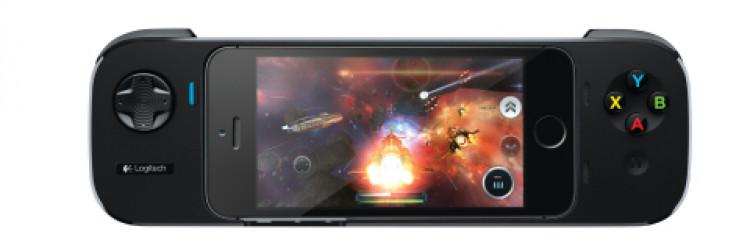Logitech predstavio PowerShell kontroler s ugrađenom baterijom namijenjen igranju na iPhone 5s, iPhone 5 i iPod touch uređajima s iOS 7 operativnim sustavom