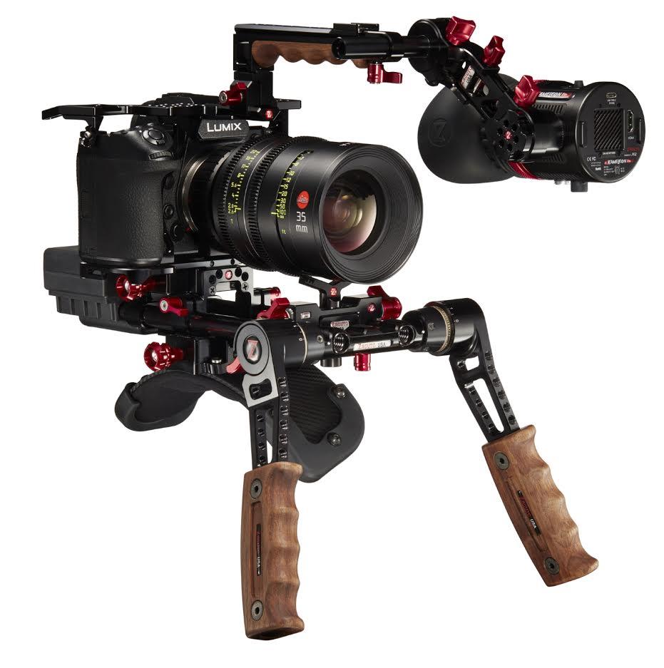 Prijenos podataka u formatu RAW s fotoaparata LUMIX S1H na Atomos Ninja V