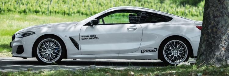 Kvaliteta, luksuz, elegancija, ekskluzivnost, stil života, dizajn, stil i udobnost - osam je razloga u korist dueta koji su oblikovali BMW Series 8 Coupé i AEZ Crest