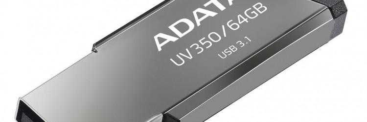 Zahvaljujući standardu USB 3.1, uređaj UV350 nudi brzine prijenosa do 5 Gb/s, mogućnostplug and playte je kompatibilan sa starijim USB 2.0 uređajima