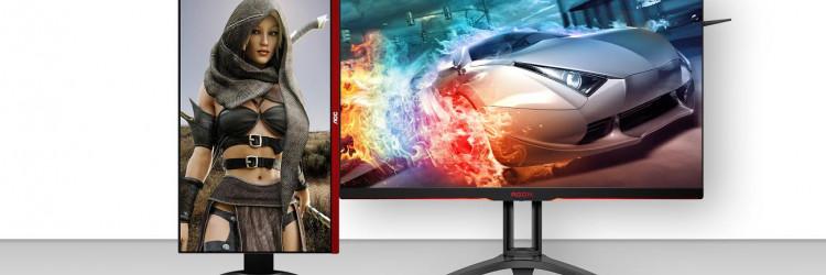 Dok je G2590PXopremljen AMD FreeSync tehnologijom, AG322QC4 podržava AMD FreeSync 2, kako bi gameri uživali u igranju bez zastajkivanja ili kidanja slike na oba monitora