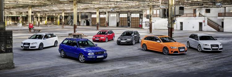 """U Audiju, oznaka """"RS"""" predstavlja filozofiju koju pokreće težnja za top performansama i savršenstvom"""