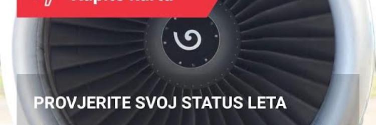 Atraktivnoga, elegantnoga, suvremenoga i korisniku u potpunosti prilagođenog dizajna, osvježena mobilna aplikacija Croatia Airlinesa putnicima odsad nudi još jednostavniju i bržu prijavu za let (check in)