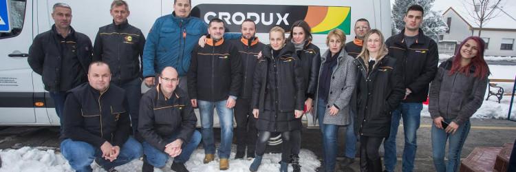 Cilj tvrtke Crodux prilikom ove humanitarne akcije bio je učiniti ove blagdane ljepšima i razveseliti građane Vukovara te im darove dostaviti na vrijeme kako bi ih i dobili za Božić