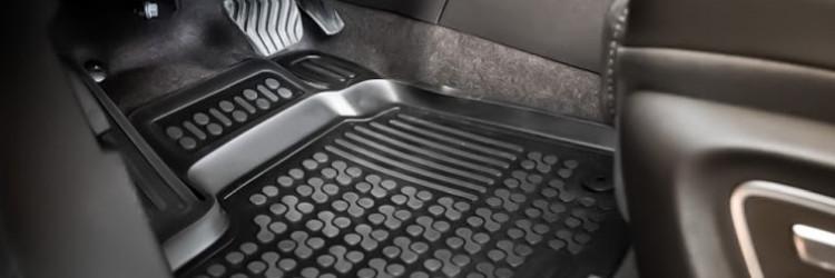 Gumeni tepisi danas se proizvode i nude kao tipski modeli krojeni baš za određeni model, određeno godište, tip