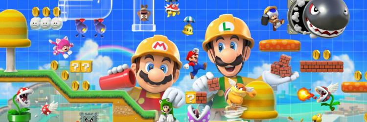 Uz prethodna okruženja, fanovi Super Mario Maker 2 sada mogu koristiti teme pustinje, snijega, šume ili neba za svoje kreacije